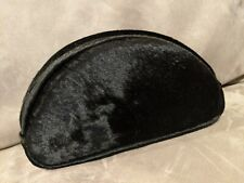 Simone Rocha Embroidered Lady Purse Clutch Bag 100% LEATHER Hair on Hide