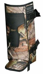ForEverlast Snake Guard Chaps Camouflage Gaiter for Men & Women Hunting Hiking