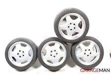 "Mercedes AMG Monoblock 17"" Genuine Wheels Rims Set Staggered 7.5 | 8.5 x 17 OEM"