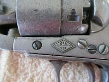 Bka 218 Vintage Prop Pistol Civil War Colt1860 Movie Stage Gun Reproduction
