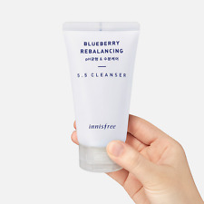[innisfree] blueberry rebalancing 5.5 cleanser / Korean Cosmetics
