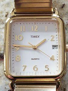 Vintage 1992 Mens Timex Watch New batt, runs good, Excellent condition.