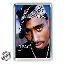 Tupac Shakur (2 Pac) Nevera Imán-pgs3150fm-Envio Gratis Reino Unido