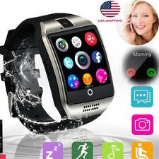 Men Women Smart Watch Unlocked Sports Watch Make Call for Android Samsung LG BLU