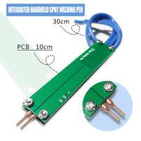 Battery Spot Welding Pen DIY Integrated Handheld Spot Welder Accessory