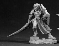 Reaper Miniatures Dark Heaven Legends 03004 Dorva, Female Dark Elf