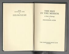 THE MAN IN THE MIRROR by Frederick Ayer ( Book Club HB, 1965)