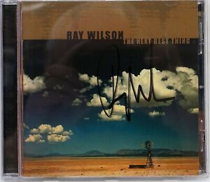 CD Ray Wilson THE NEXT BEST THING sehr gut signiert