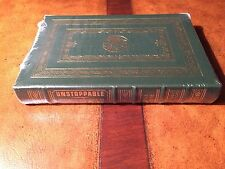 Easton Press BILL NYE, Unstoppable SIGNED SEALED