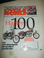 October 2003 Cycle World Magazine, Special Collector's Issue <F>  (BD-7)