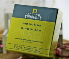 Endocare Tensage Ampoules SCA 40% Anti-Ageing 1ml x 7 bottles  #usau