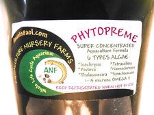 Live Phytoplankton 16oz Phyto 6 type Algae Saltwater Corals Rotifer Copepod Food