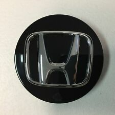 Single OEM Black Center Cap for 2011-2015 Honda Accord Civic 44742-TR3-A01