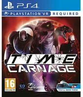 *GAME SALE* Time Carnage - Playstation 4 PS4 PSVR