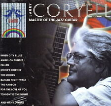 Double CD album Larry Coryell Master of the Jazz Guitar (Inner City Blues)