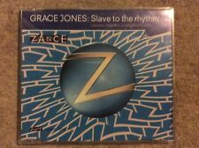 Extremely Rare Grace Jones Slave To The Rhythm 5 Track CD Inc D-Mob Remixes