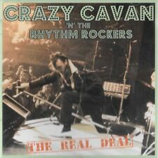 CD Crazy Cavan 'n' The Rhythm Rockers -The Real Deal  TEDDY BOY - NEW & SEALED