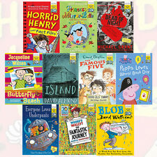 World Book Day 2017 - 10 Books Collection The Big World Book Day Prize Winner
