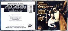 RICHARD STRAUSS - OBOE CONCERTO - LUTOSLAWSKI - 1 CD n.1899 EDIZIONE GIAPPONESE