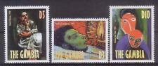 GAMBIA 1998 PAINTINGS BY PABLO PICASSO MNH C5784