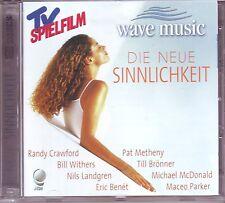 Wavemusic (Wave Music) la nouvelle Sensualité-TV FICTION - 2 CD 2002