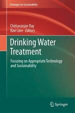 Strategies for Sustainability: Drinking Water Treatment : Focusing on...