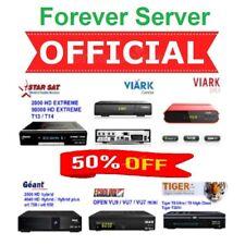 Officiel Serveur Forever Geant - Starsat - Viark - Tiger - Qviart - Pinacle