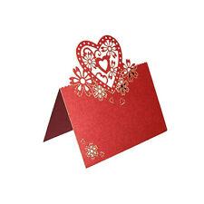 """vasos y rosa Mariposas 7.75/"""" X 5.25/"""" Día de boda tarjeta de saludos-Champagne"""