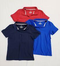 NWT Universal Brand Children/'s Long Sleeve Polo School Shirt GOLD Size 14 /& 18