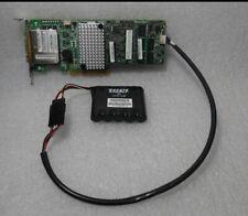 LSI MegaRAID SAS 9286CV-8e // L3-25421-51A Half Height RAID Controller