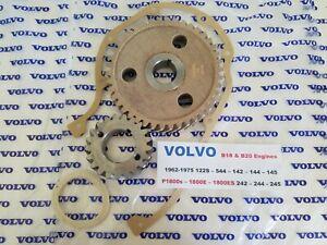 Volvo B18 - B20 Engines Timing Gear Set P1800 - 122S - 544 - 142 - 144 - 145 164