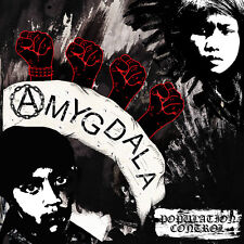Amygdale population control LP New Orchid, saetia, AMPERE, raein, Funeral Diner
