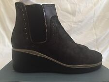 Stonefly Women's Eclipse 2 Lam. Velour Chelsea Boots UK 8 / EU 42 rrp £112
