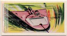Underwater Glider Sea Kite Variable Buoyancy Propulsion Vintage Trade Ad Card