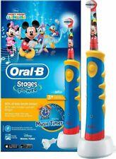 Oral-B Advance Power Kids 950 elektrische Zahnbürste Musik-Timer 16 Melodien