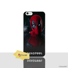 Marvel Case/Cover iPhone 5/5s/SE / Screen Protector / Hard Plastic / Deadpool