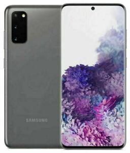 Samsung Galaxy S20 5G 128G DS Grey Grade A/B Used Refurbished IE.205