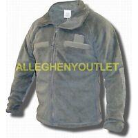 US Military Army Gen 3 ACU Foliage Green Polartec Fleece Jacket XS S M L XL VGC