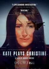 Kate Plays Christine (2017, REGION 1 DVD New)