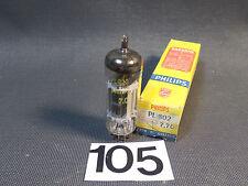 PHILIPS/PL802 (105)vintage valve tube amplifier/NOS