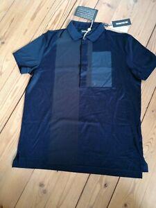 DIRK BIKKEMBERGS MAINLINE TG XXL short sleeved polo shirt.