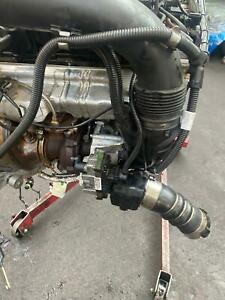 BMW 330D 2014 COMPLETE TURBO-ENGINE CODE-N57D20A