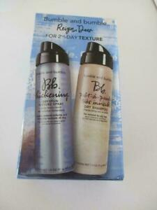 Bumble and bumble: Reign Dear - For 2nd Day Texture, NEW IN BOX