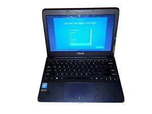 Asus X205T Intel Atom Processor 2GB RAM 32GB. Unlocked & Working Fine.