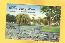 McAlester OK Oklahoma, Willow Valley Motel