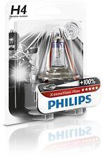 Bombilla Philips X-Treme Vision Moto H4 Extreme Xtreme Luz Faros Halogeno