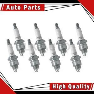 8 pcs NGK V-Power Spark Plugs 1970-1974 Oldsmobile 98 5.7L T 7.5L V8 VIN U