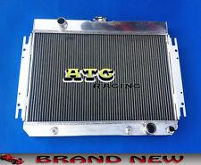 For 1964-1967 CHEVY EL CAMINO/CHEVELLE/ IMPALA 3-ROW Full Aluminum Radiator