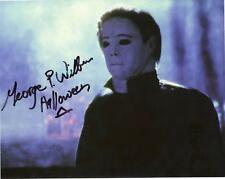 GEORGE P WILBUR REPRINT SIGNED 8X10 PHOTO AUTOGRAPHED PICTURE HALLOWEEN MAN CAVE