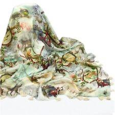 Fransen Damen-Schals & -Tücher aus 100% Seide
